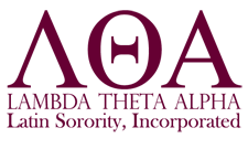 Lambda Theta Alpha logo
