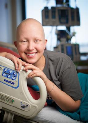 Hillary, dancer, age 20, b-cell acute lymphoblastic leukemia and non-Hodgkin lymphoma