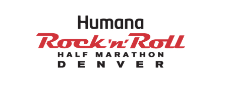 Rock 'n' Roll Denver Half Marathon logo