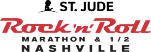 St. Jude Rock 'n' Roll Nashville logo