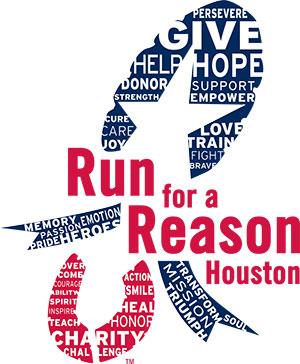 Run For A Reason Houston logo