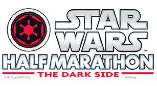 Star Wars Half Marathon - The Dark Side logo