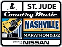 St. Jude Country Music Marathon logo